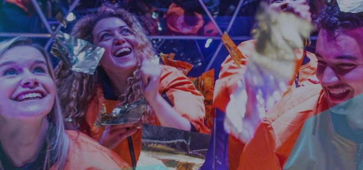 THE CRYSTAL MAZE LIVE EXPERIENCE LONDON + SILENT TIME OUT DISCO! DUE TO UNFORESEEN CIRCUMSTANCES, THIS EVENT HAS BEEN CANCELLED, CLICK HERE FOR REGULAR LONDON MAZE TICKETS.