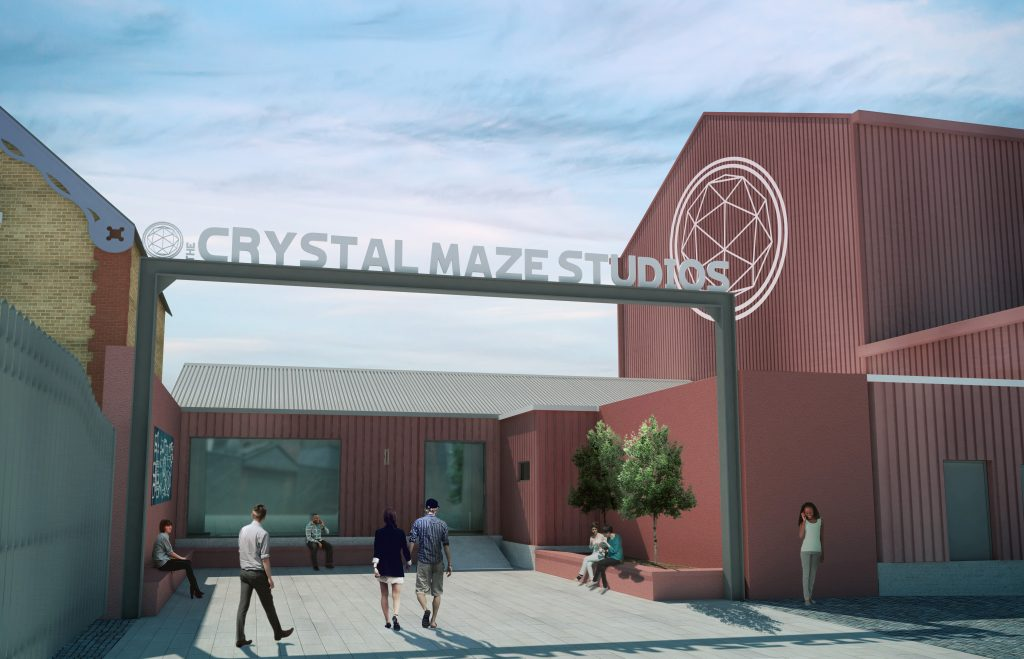 MANCHESTER CRYSTAL MAZE TO OPEN IN OLD GRANADA TV STUDIOS