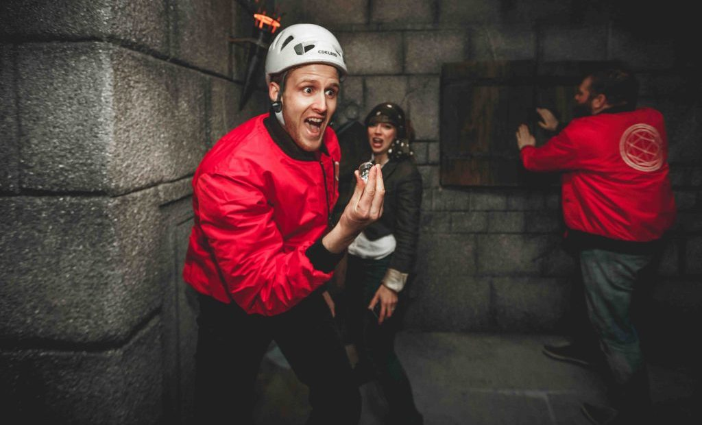 5 REASONS THE CRYSTAL MAZE IS NOT JUST ANOTHER ESCAPE ROOM GAME
