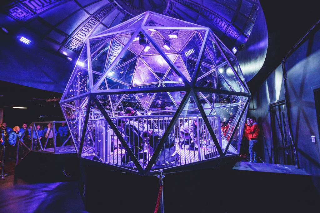 NEW CRYSTAL MAZE TV SERIES CONFIRMED