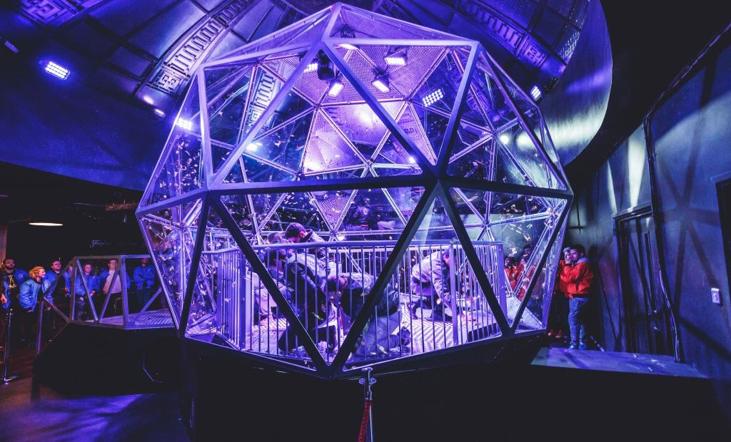 CRYSTAL MAZE LONDON – NEW DATES NOW ON SALE!