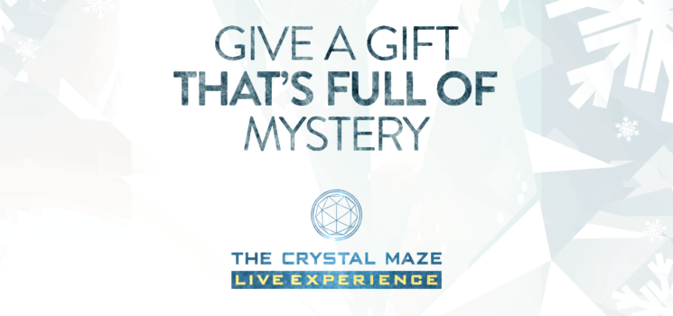 Give The Most A-MAZE-ING Gift of All