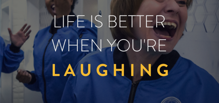 ARE YOU HAVING A LAUGH? 8 INTERESTING FACTS ABOUT WHY WE NEED LAUGHTER IN OUR LIVES