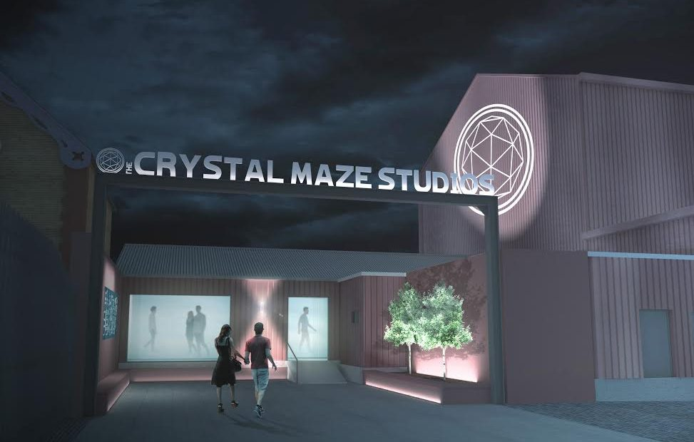 THE CRYSTAL MAZE TO OPEN IN MANCHESTER