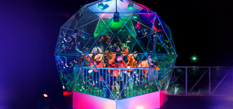 THE CRYSTAL MAZE LIVE EXPERIENCE – THE MOST EGG-CITING EXPERIENCE YOU'LL DO THIS EASTER WITHOUT EATING CHOCOLATE…